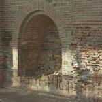intrare veche mozaic