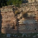 ruine zid