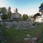 ruine arhiepiscopie