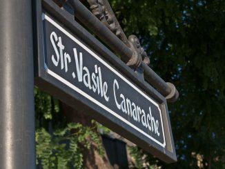 indicator strada Vasile Canarache